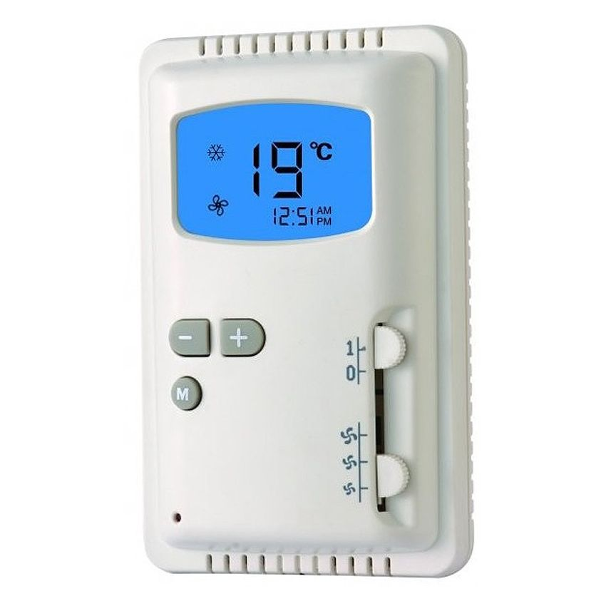 Hurtownia wentylacyjna: Wrocław – termostaty w dobrych cenach